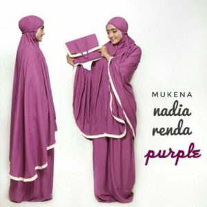 Nadia Renda Purple