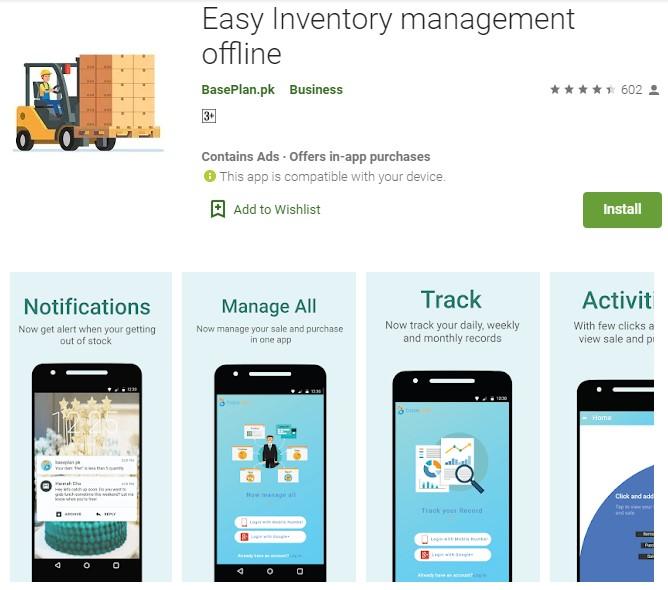 aplikasi stok barang android terbaik